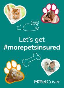 Let's get more pets Insured 3 Mile Get